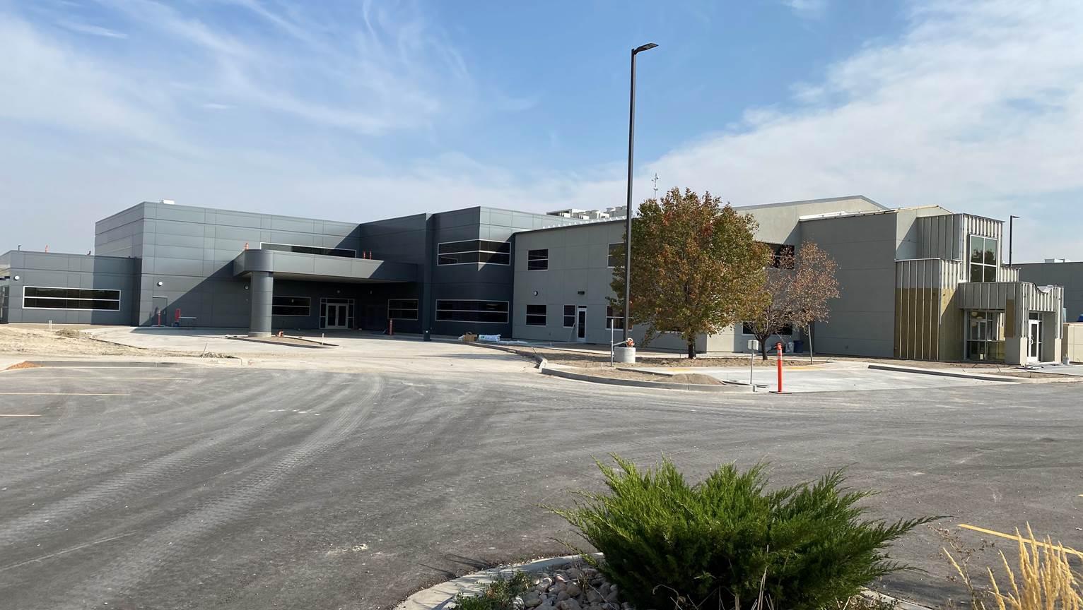 SLC New Building